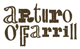 Arturo O'Farrill logo